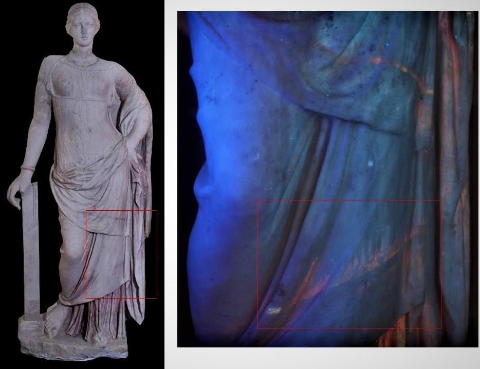Quali colori abbellivano le statue antiche?