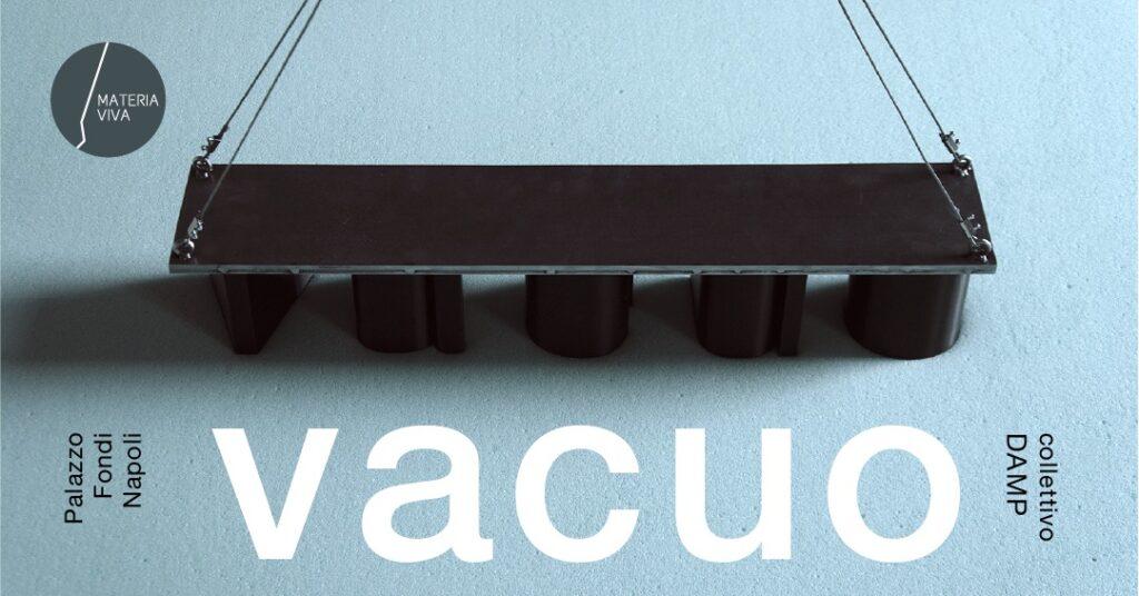Vacuo, un'installazione del collettivo DAMP: il contemporaneo ispirato dall'antico