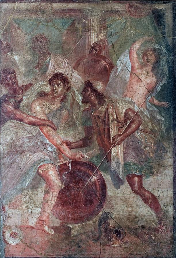 Dantedì, il Mann annuncia la Divina Archeologia di Achille, Diomede e Ulisse