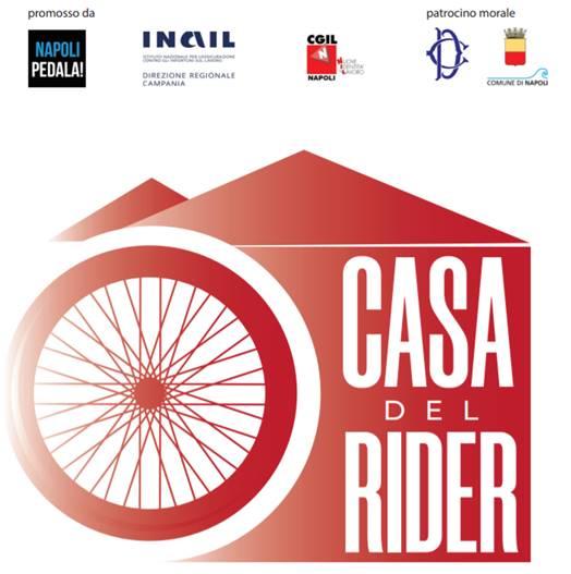 A Napoli la prima Casa del rider in Italia