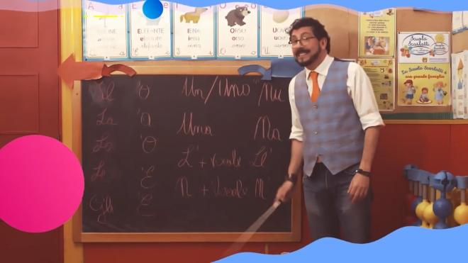 Napul'è mille parole, unaweb-seriesche insegna la lingua napoletana