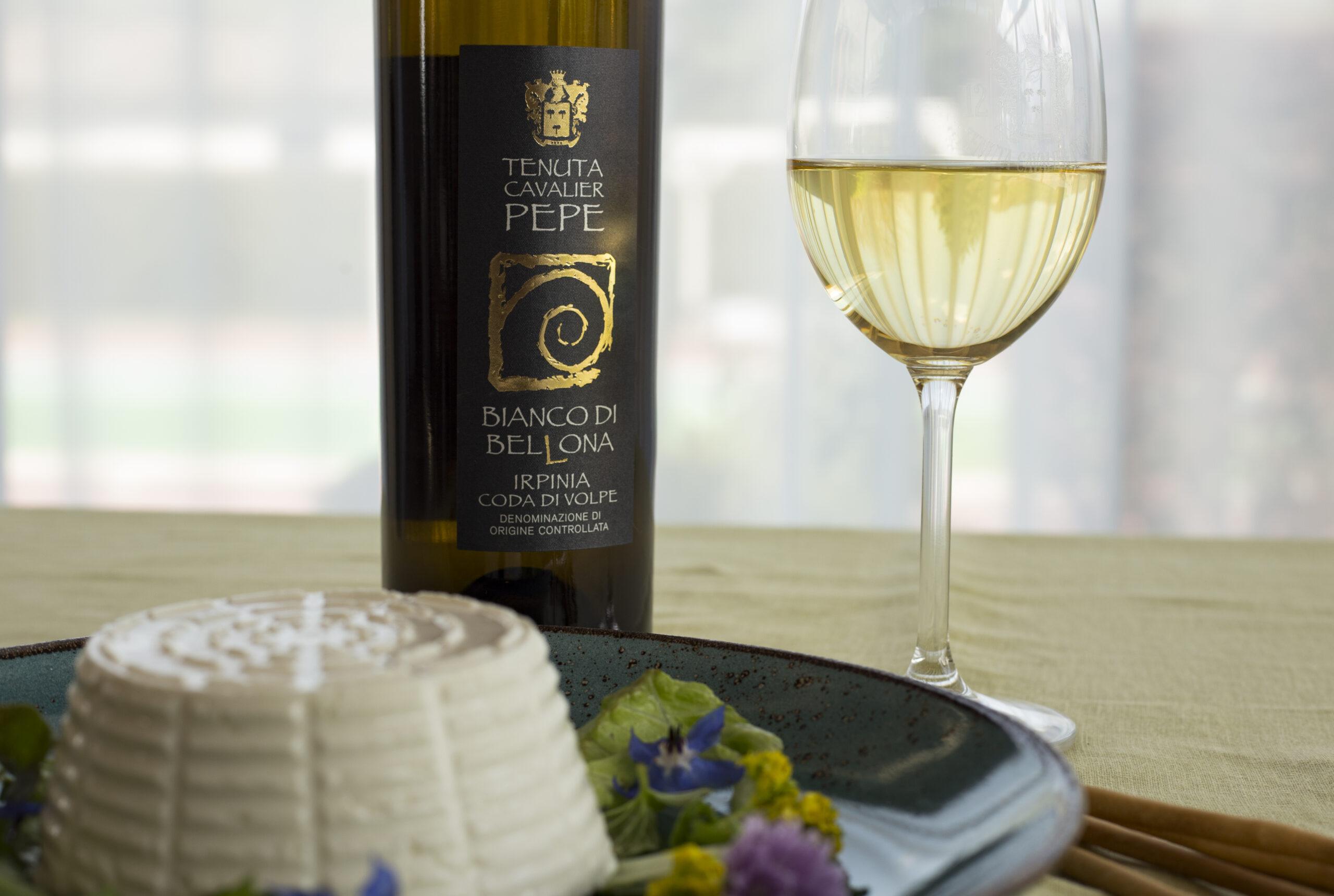 Racconti di primavera alla Tenuta Cavalier Pepe per aperitivi con i vini della cantina