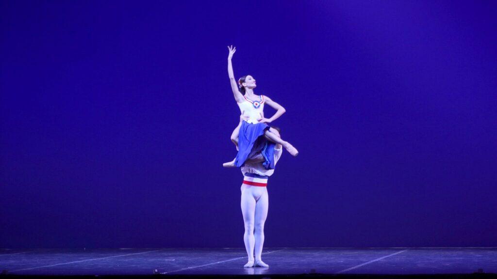 Divertissement, balletto a cura di Stéphane Fournial al San Carlo