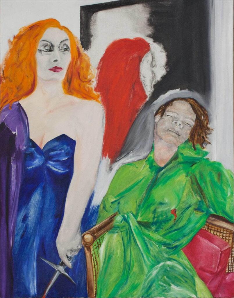 Jacqueline de Jong in mostra alla Galleria WIELS di Bruxelles