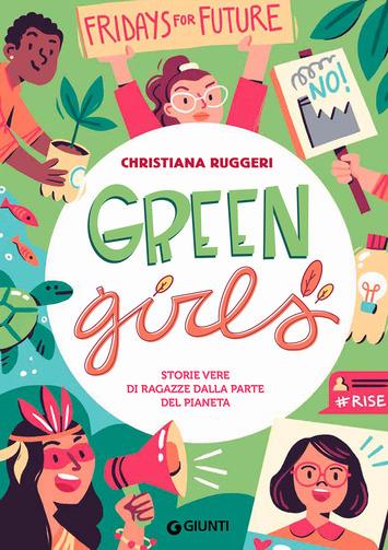"""""""Green Girls"""" di Christiana Ruggeri nel programma del Maggio dei Libri"""