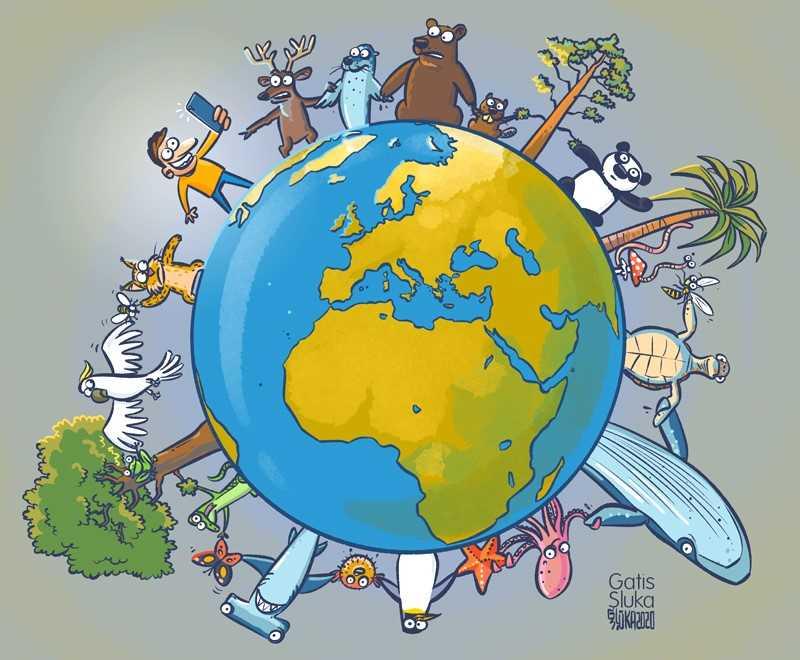 Lo zoo di Napoli entra nella Global coalition