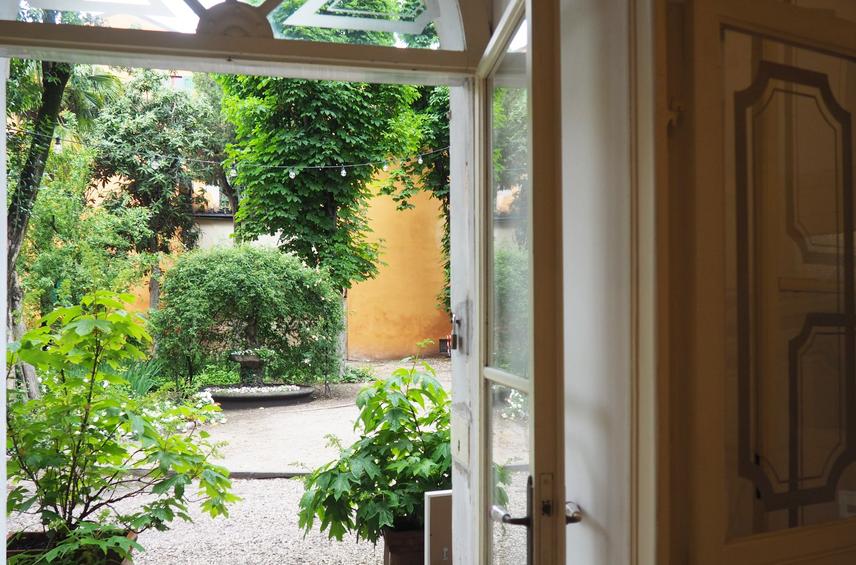 Diverdeinverde, per visitare i giardini nascosti e segreti di Bologna