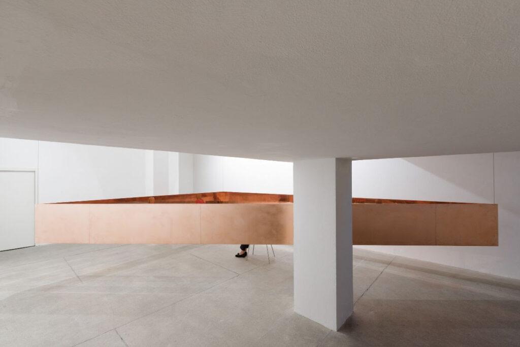 Francesco Arena, Simone Forti e Joan Jonas a The Paradox of Stillness