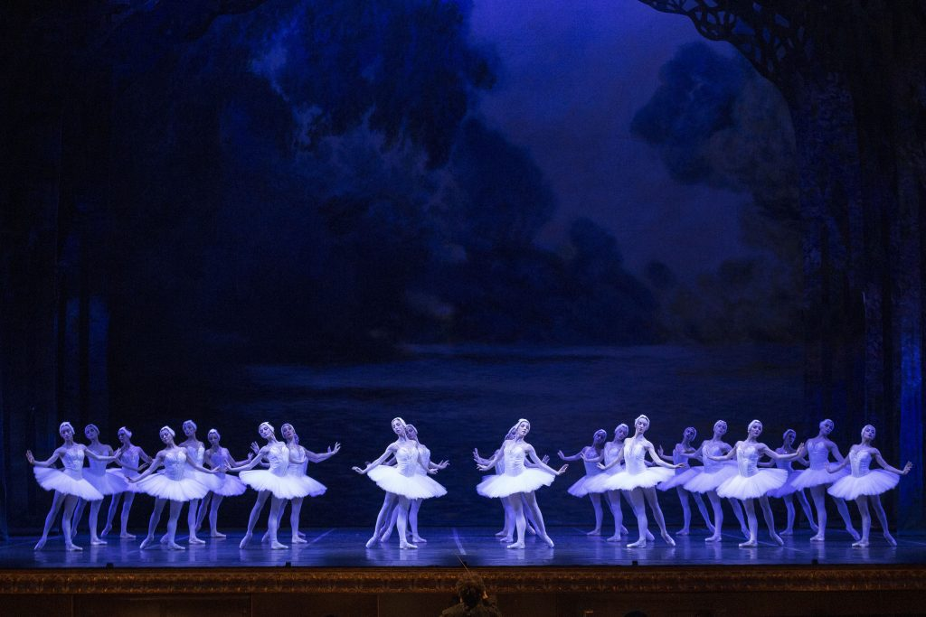 Al via le prove di Da Petipa a Nureyev al Teatro San Carlo