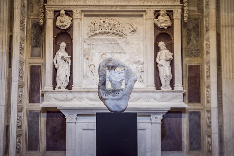 Il Complesso di Sant'Anna dei Lombardi accoglie le opere di Jago