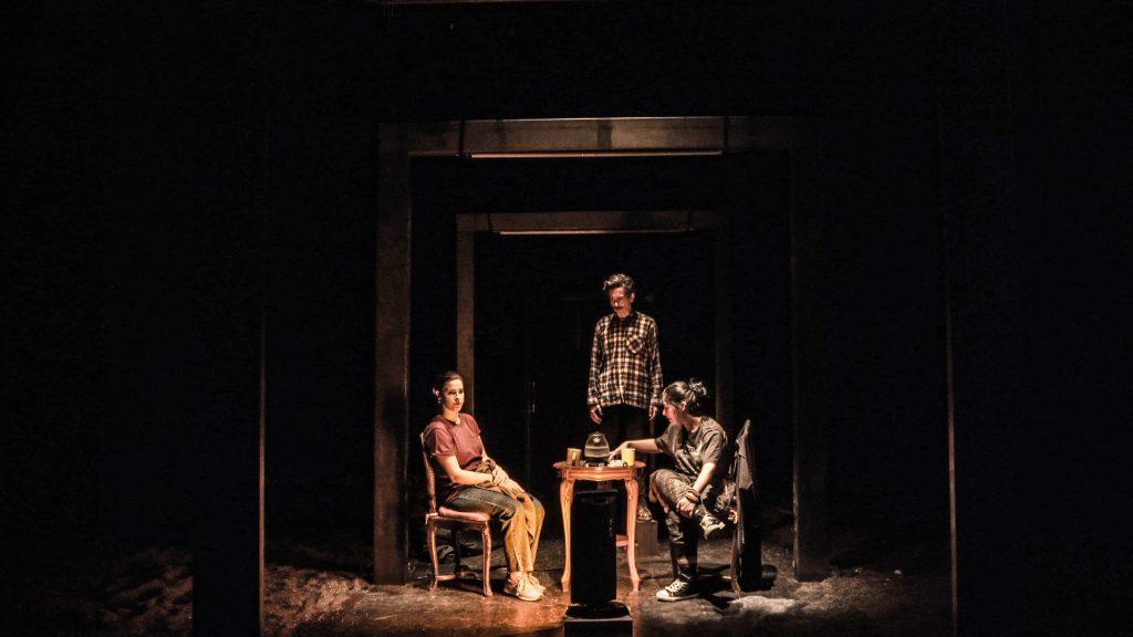 In prima assoluta Senet di Pier Lorenzo Pisano al Campania Teatro Festival