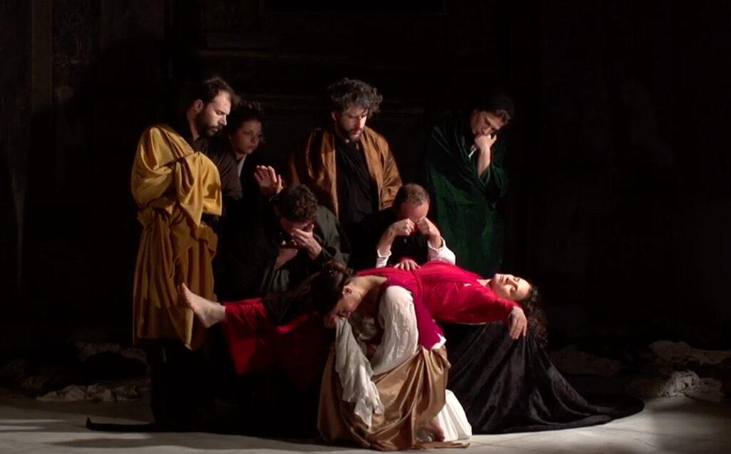 I Tableaux Vivants da Caravaggio tornano a Donnaregina