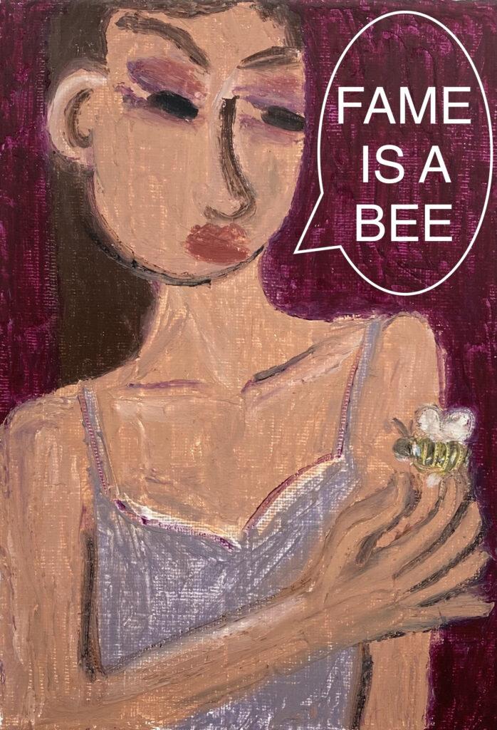 Fame is a Bee di Tatiana Defraine alla Galleria Acappella