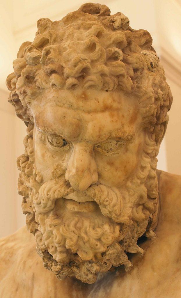 MANN in Colours, nuove evidenze cromatiche sull'Ercole Farnese