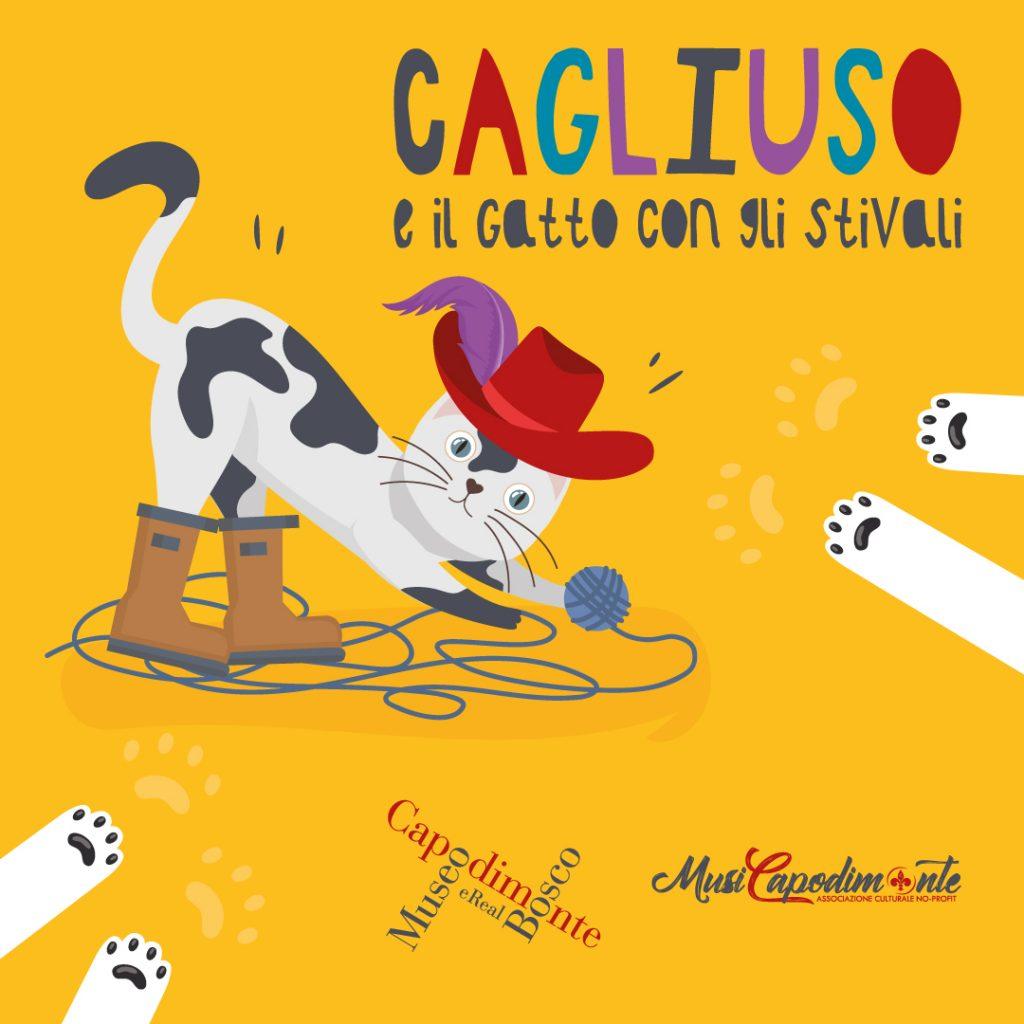 Cagliuso, ovvero la storia vera di un Gatto con gli stivali