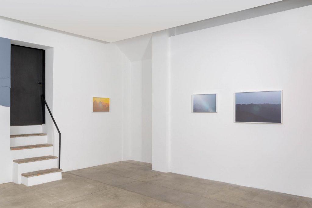 Davide Tranchina,From Afar - In lontananza, negli spazi della Galleria Studio G7
