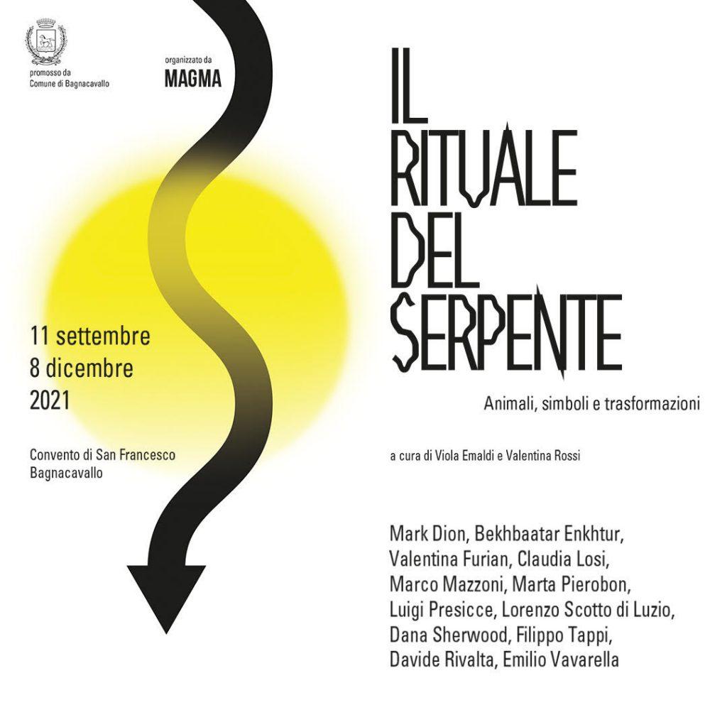 Il Rituale del serpente. Animali, simboli e trasformazioni nel Convento di San Francescodi Bagnacavallo